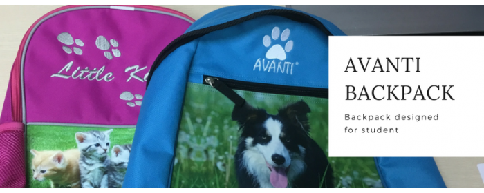 AVANTI backpack